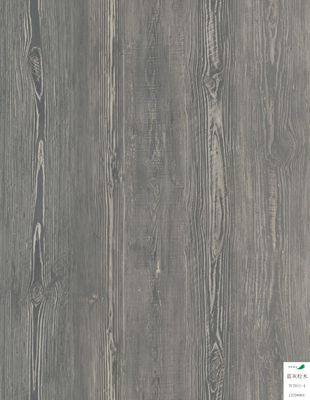 Zero Swelling Click Lock LVT Vinyl flooring، Lvt Wood Plank 4.2mm Overall Thickness